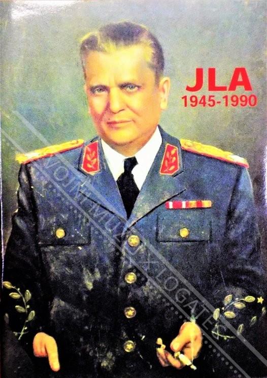 JUGOSLOVANSKA LJUDSKA ARMADA 1945 - 1990