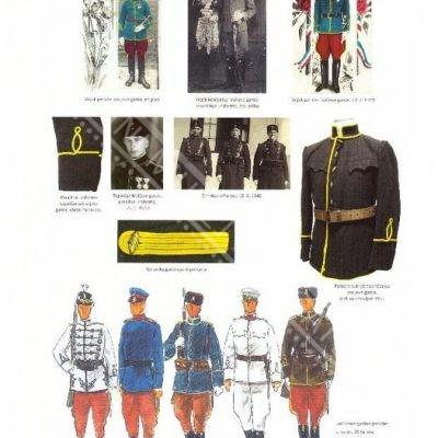 Vojska Kraljevine Jugoslavije-notranjost